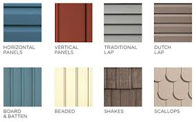 Siding types styles integrity exteriors remodelers inc for Vertical siding options